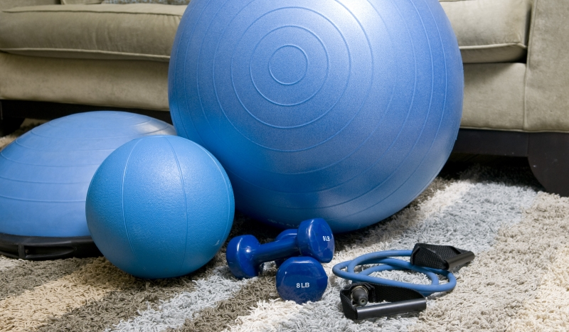 Creating a Great Exercise Space in Your Home