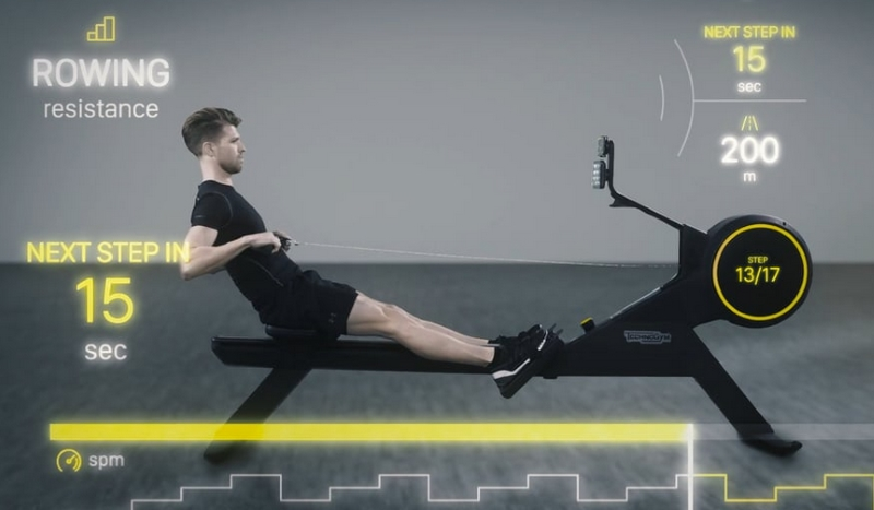 Technogym Launches SKILLROW, A New Solution To Indoor Rowing