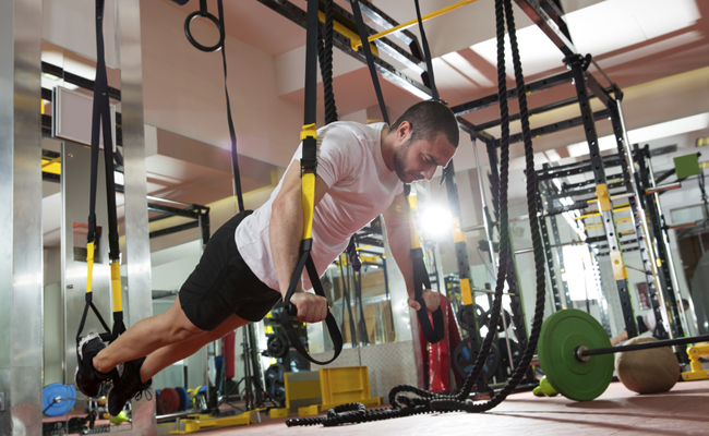 What is Commercial Gym Equipment?