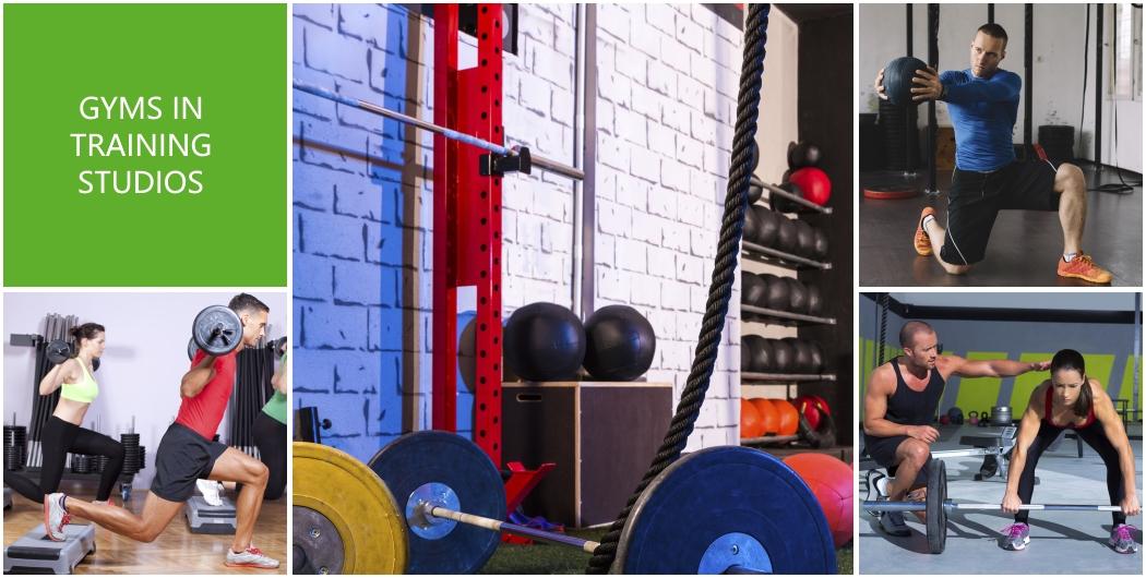 studio gyms