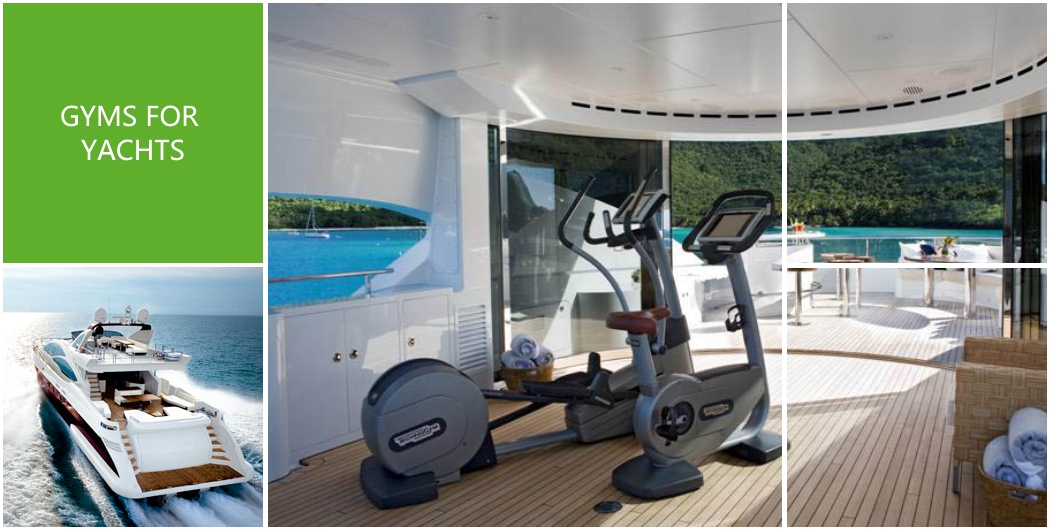 yacht gyms